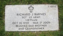 Richard Joseph Barnes