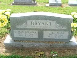 Nellie Marie <I>Presson</I> Bryant