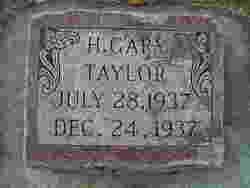 H. Gary Taylor