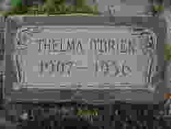Thelma O'Brien