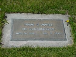 Todd Charles Jones