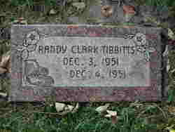 Randy Clark Tibbitts