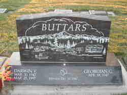 Darwin V. Buttars