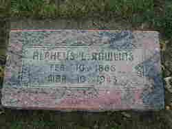 Alpheus Leavitt Rawlins