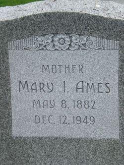 Mary Isabella <I>Trout</I> Ames