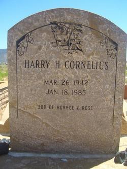 Harry H Cornelius