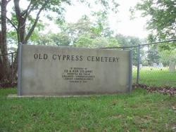 Old Cypress Cemetery