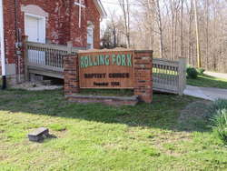 Rolling Fork Baptist Church Cemetery
