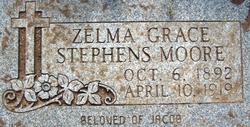 Zelma Grace <I>Stephens</I> Moore