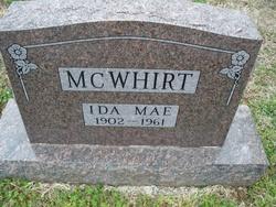 Ida Mae McWhirt