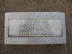 Louise <I>Moore</I> Woodward