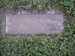 Madie Florence <I>George</I> Eddings