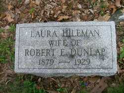 Laura <I>Hileman</I> Dunlap