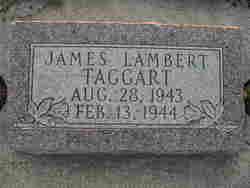 James Lambert Taggart