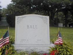 Ruth A <I>Ball</I> Baher