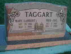 Mary Lambert Taggart