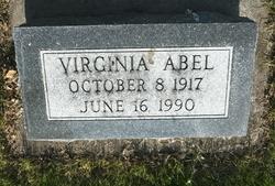 Virginia Abel