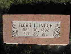 Flora Lovis <I>Creger</I> Lynch