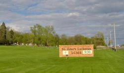 Saint Johns Lutheran Cemetery of Rich Valley