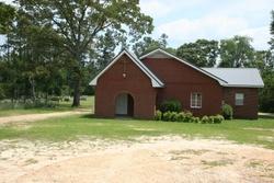 First Graves Creek Baptist Church Cemetery