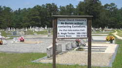 Turner Primitive Baptist Church Cemetery