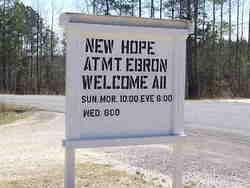 Mount Ebron Cemetery