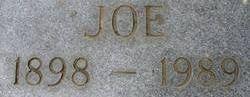 Joe Crowe