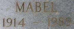 Mabel Nancy <I>Schultz</I> Crowe