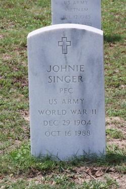Johnie Singer