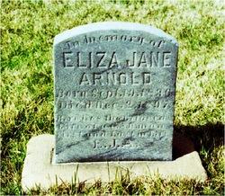 Eliza Jane Arnold