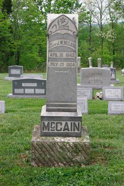 Joseph Warren McCain