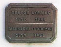 Margaret O. Holmes
