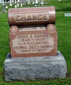 Virgil E Chance