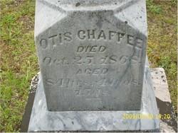 Otis Chaffee, Jr
