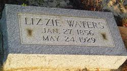 """Elizabeth """"Lizzie"""" <I>Silco</I> Waters"""