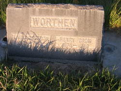 Henry Grow Worthen