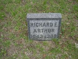 Richard E Arthur