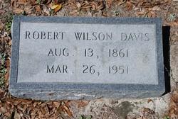 Robert Wilson Davis