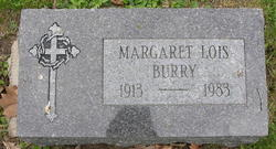 Margaret Lois Burry