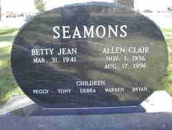 Allen Clair Seamons