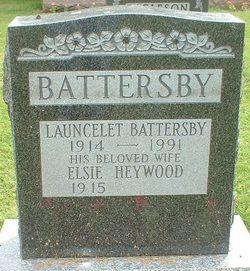 Elsie Isabelle <I>Heywood</I> Battersby