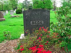 Rose Ann <I>Platt</I> Beck