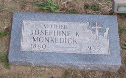 Josephine K Monkedick