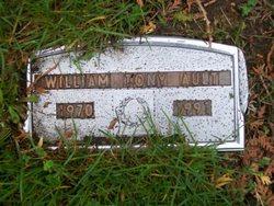 """William Anthony """"Tony"""" Ault"""