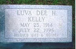 Luva Dee <I>Hitt</I> Kelly