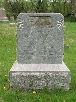 Amelia C Ayer