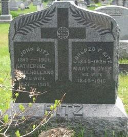 Mary M. <I>Dyer</I> Bitz