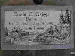 David Davey C. Griggs