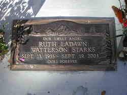 Ruth Ladawn Watterson Starks