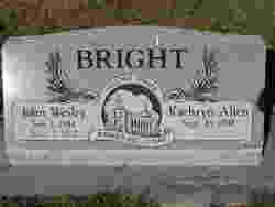 John Wesley Bright